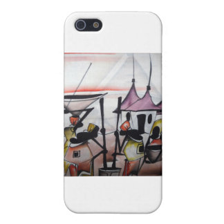 African Decor and Wear iPhone 5 Case