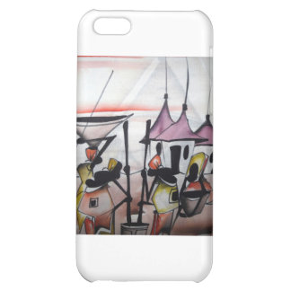African Decor and Wear Case For iPhone 5C