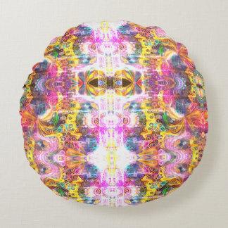 African Design Round Cushion
