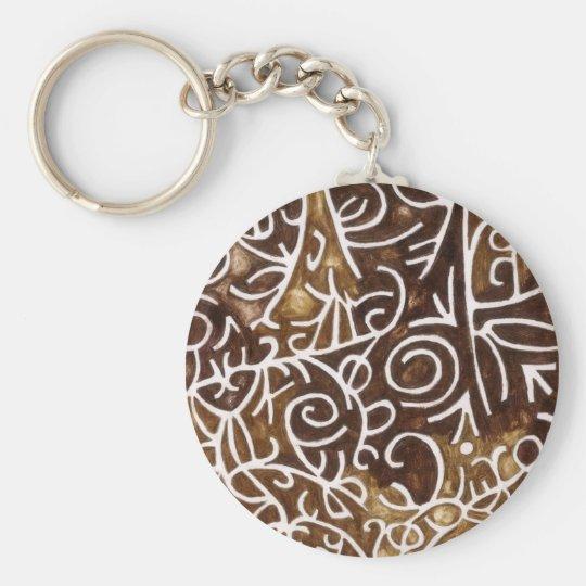 African Dream Keychain