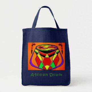 African Drum Bag
