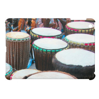 African drums 4 cover for the iPad mini