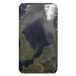 African dust blowing over Scotland Barely There iPod Cases