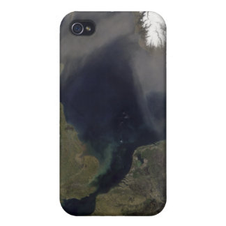 African dust blowing over Scotland Cases For iPhone 4