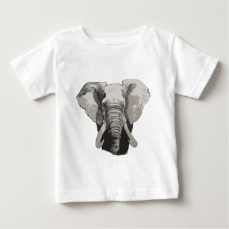 African elephant 2 baby T-Shirt