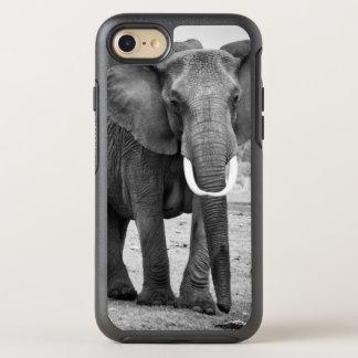 African Elephant & Calves | Kenya, Africa OtterBox Symmetry iPhone 8/7 Case