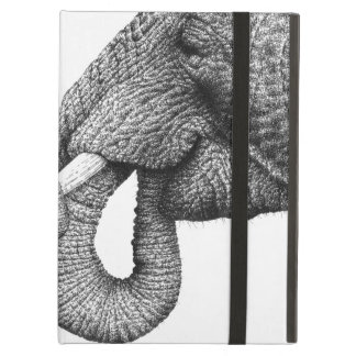 African Elephant iPad Case