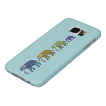 African Elephant Samsung Galaxy S6 Cases
