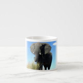 African Elephant Specialty Mug Espresso Mug