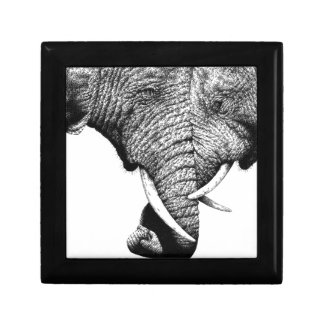 African Elephants Gift Box