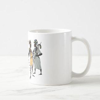 African Ethnic Native tribal design Coffee Mug