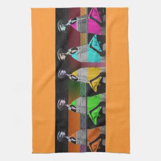 African Fashion Tea Towel