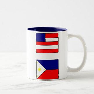 African-Filipino-American Pride Mug