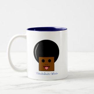 African-Filipino-American Pride Two-Tone Mug