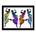 African Foot Dance