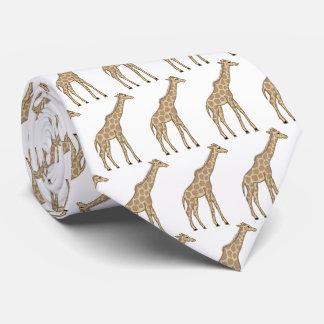 African Giraffe Tie