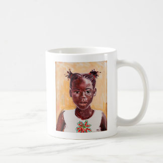 African Girl Coffee Mug
