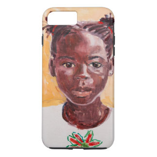 African Girl iPhone 8 Plus/7 Plus Case