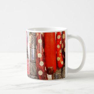 African gourdes mug