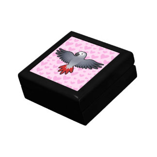 African Grey / Amazon / Parrot Love Gift Box