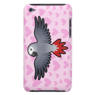African Grey / Amazon / Parrot Love iPod Touch Cover
