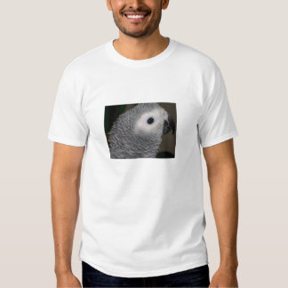 African Grey Baby T-Shirt