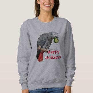 African Grey Comfort Women's Basic Sweatshirt