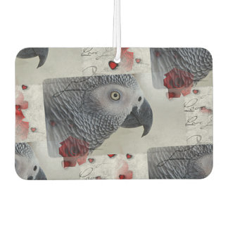 African Grey Love Letters