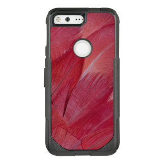 African Grey Parrot Feather Design OtterBox Commuter Google Pixel Case