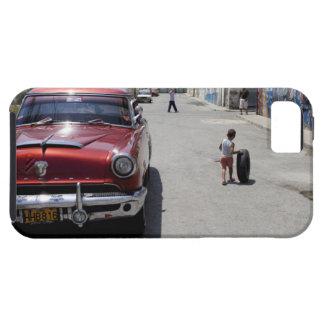 African Hamel district, Havana, Cuba, UNESCO iPhone 5 Cases