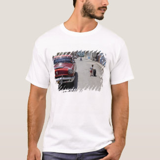 African Hamel district, Havana, Cuba, UNESCO T-Shirt