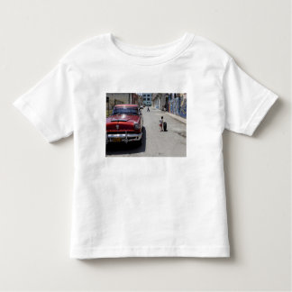 African Hamel district, Havana, Cuba, UNESCO T Shirt