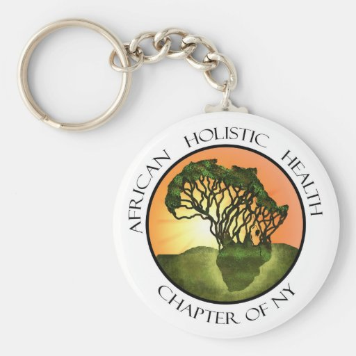 African Holistic Health Merchandise Keychains