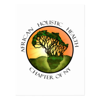 African Holistic Health Merchandise Postcards