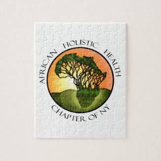 African Holistic Health Merchandise Puzzle