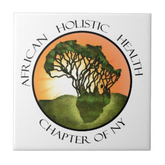 African Holistic Health Merchandise Ceramic Tile