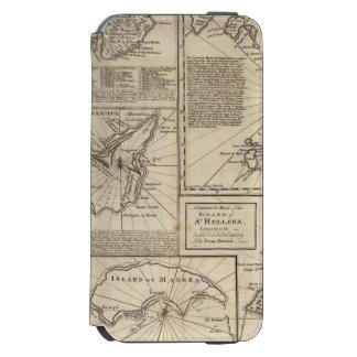 African Islands Incipio Watson™ iPhone 6 Wallet Case