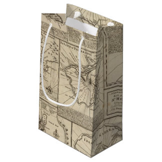 African Islands Small Gift Bag