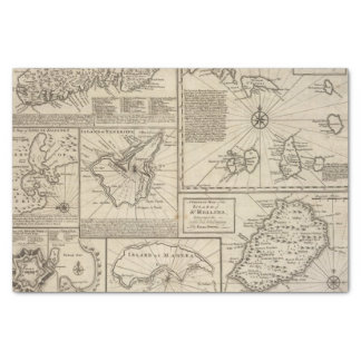 African Islands Tissue Paper