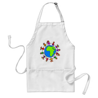 African Kids Aprons