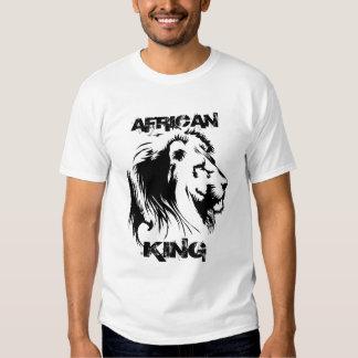 AFRICAN KING TEE SHIRTS
