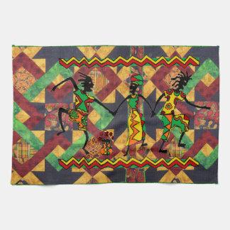 african kitchen hand towel