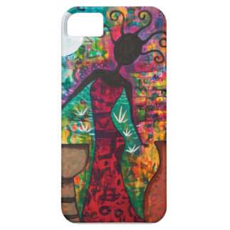 African Lady Phone Case