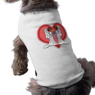African Lesbians Sleeveless Dog Shirt