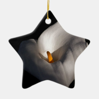 African lily christmas ornament