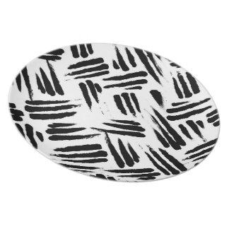 African Lion Claw Scratch  Pattern Plate