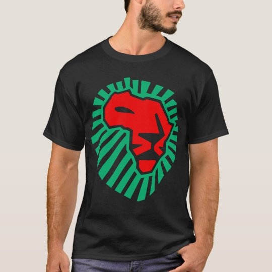 African Lion head waka-waka. ( 2 side )