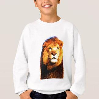 African Lion Sweatshirt