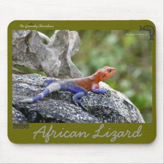 African Lizard Mousepad