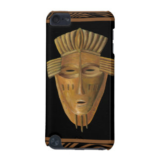 African Mask Painting by Chariklia Zarris iPod Touch 5G Covers